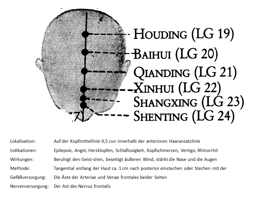 Akupunkturpunkt Lenkergefäß 24