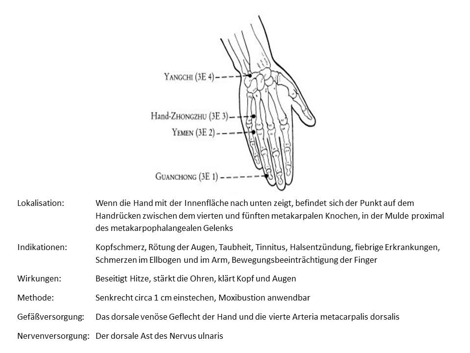Akupunktur 3Erwärmer 3