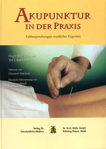 Cover-Bild MacPherson'; Akupunktur in der Praxis