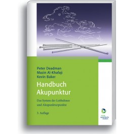 Buch-Cover: Deadman, Peter. Handbuch Akupunktur