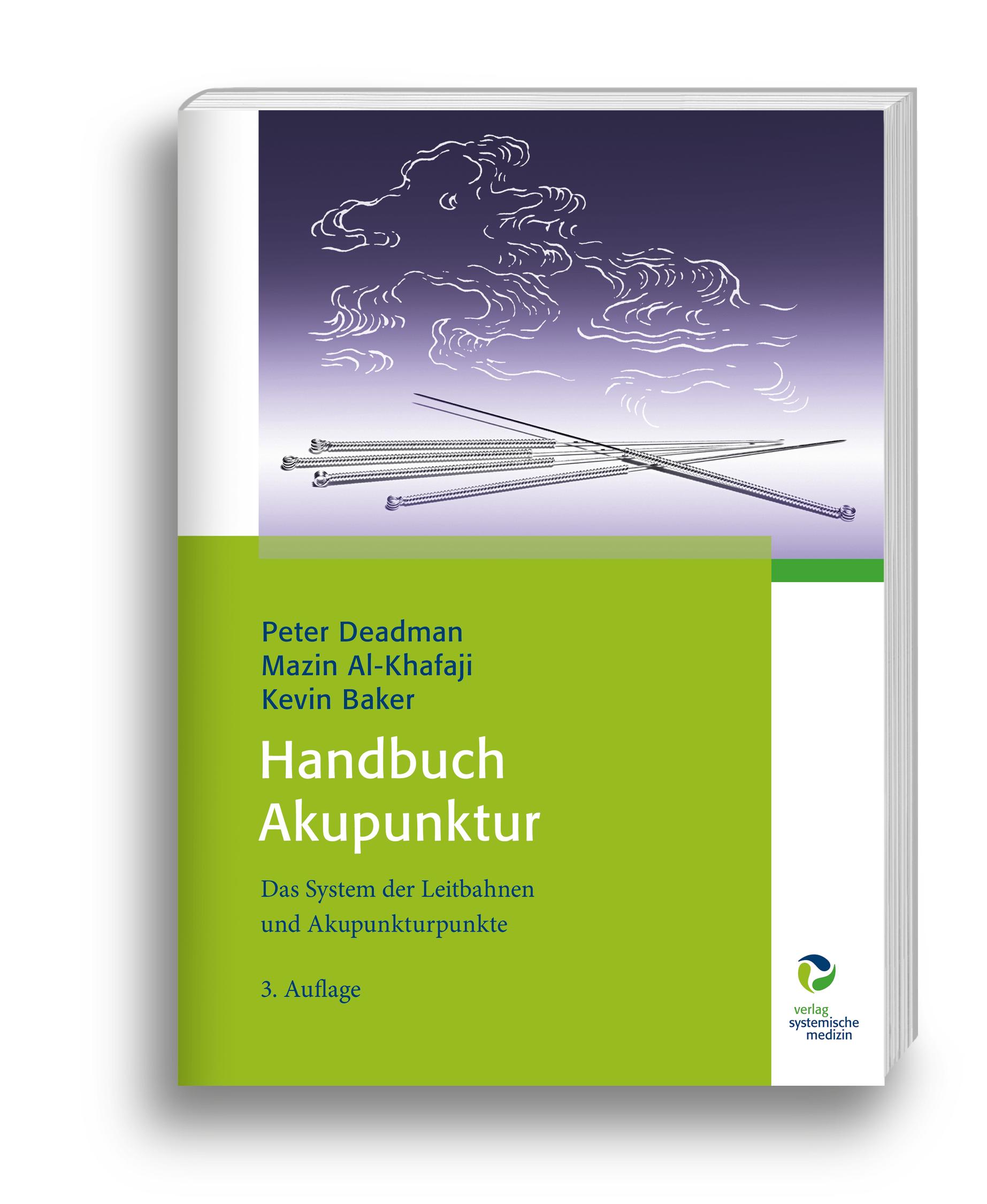 Buchcover Deadman: Handbuch Akupunktur