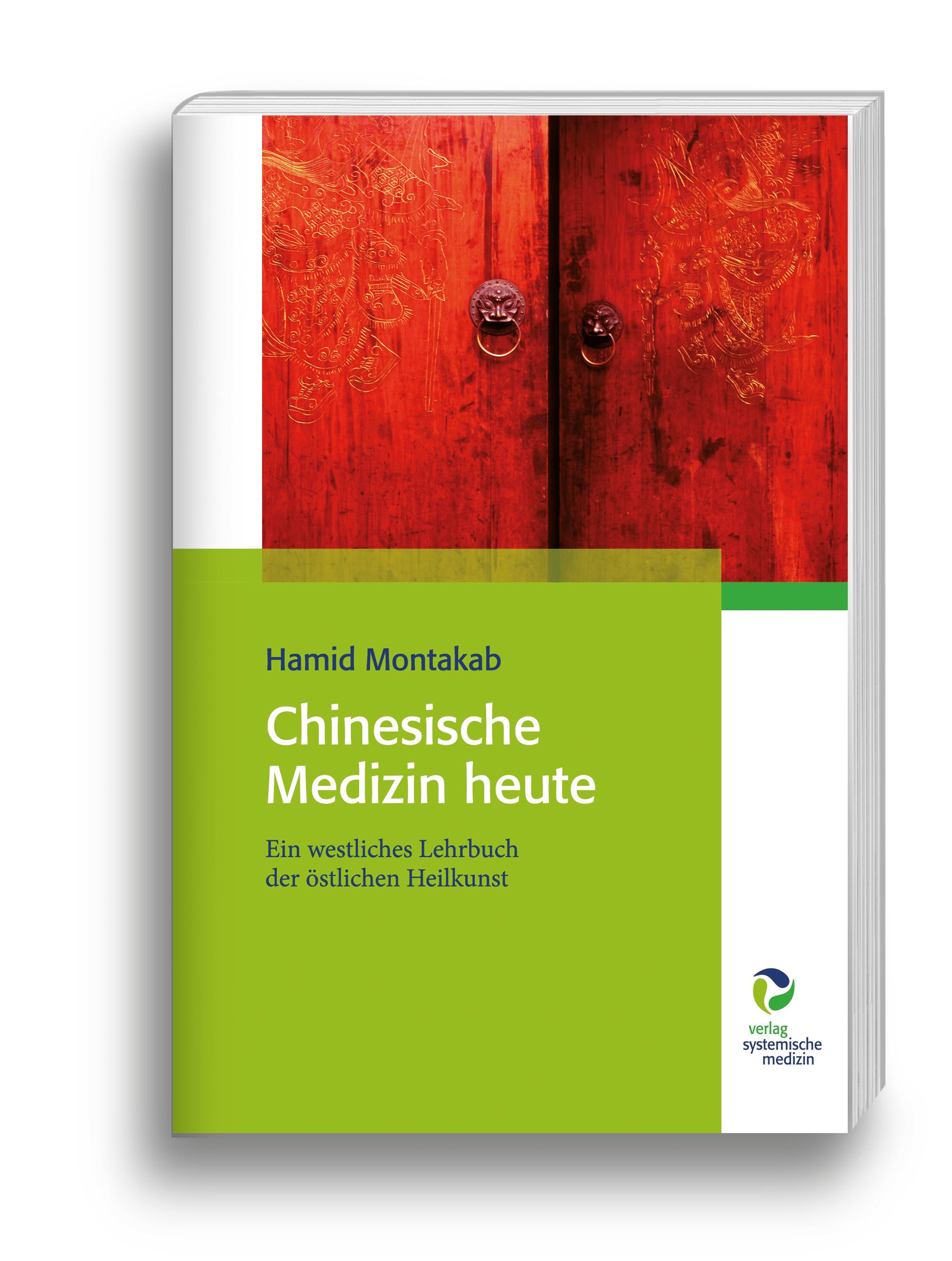 Buchcover Montakab: Chinesische Medizin heute