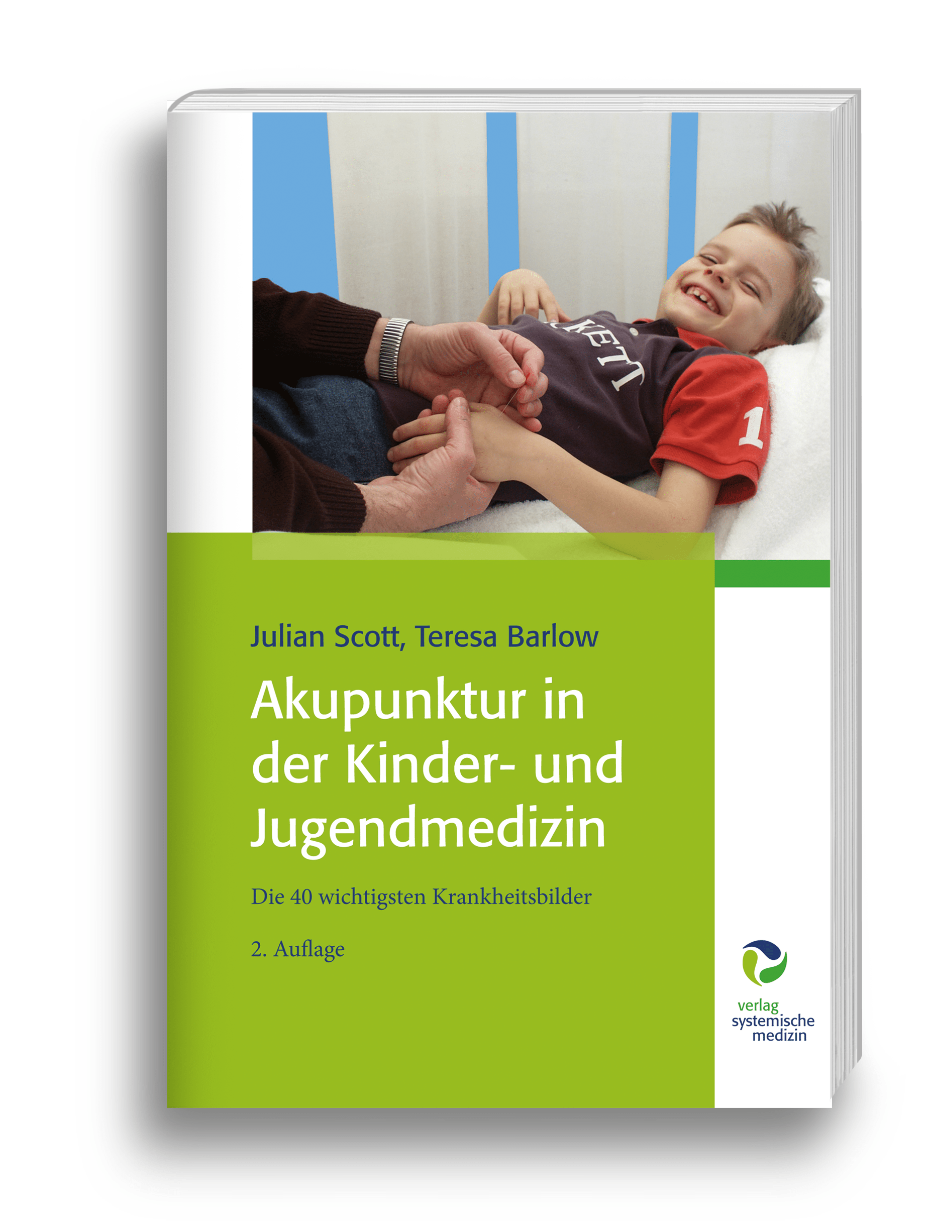 Buch-Cover Scott: Kinder- und Jugendmedizin