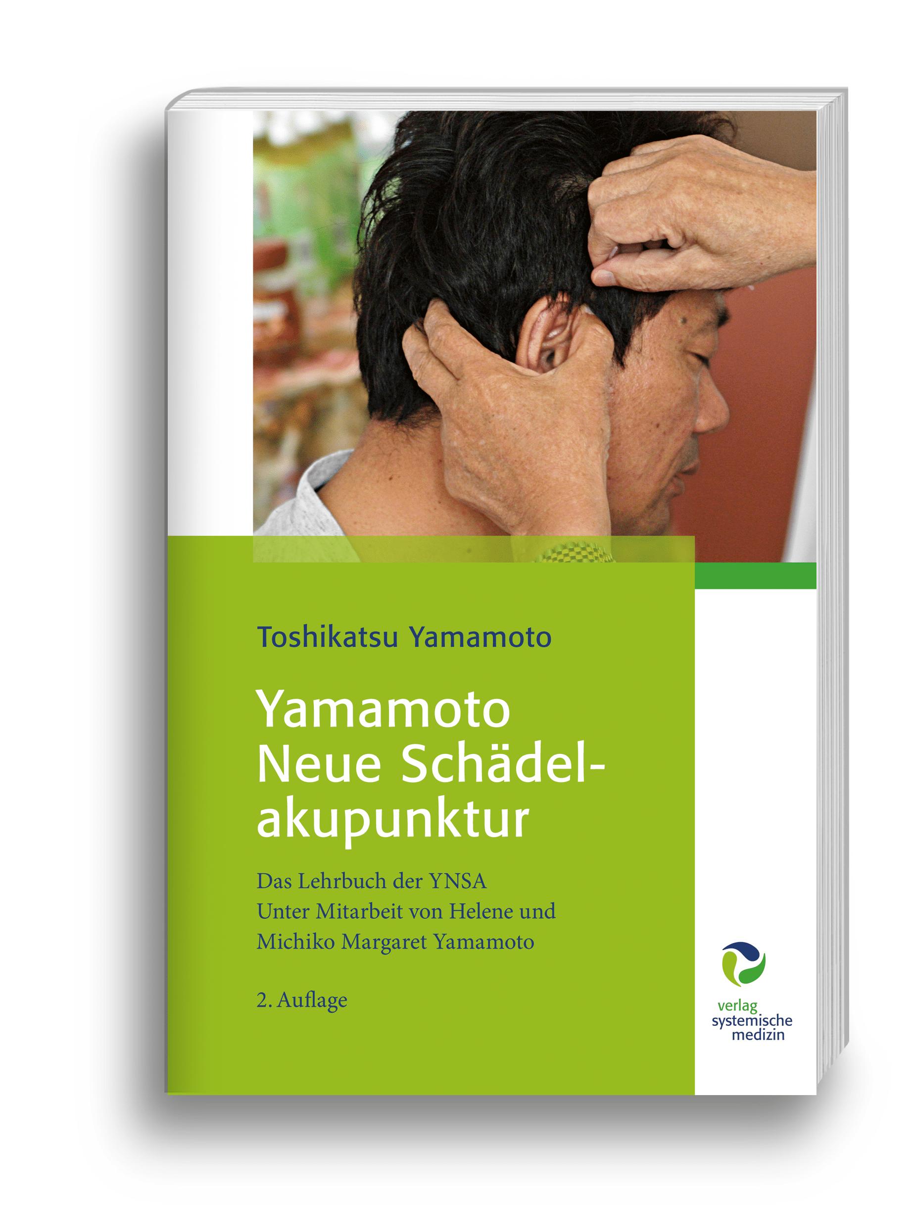 Buch-Cover Yamamoto Neue Schädelakupunktur